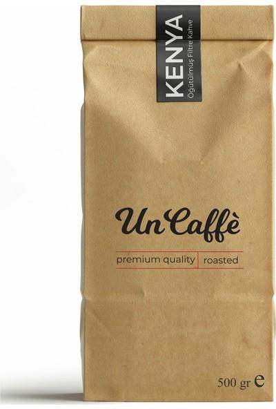Un Caffe Kenya Nyeri Aa Filtre Kahve 250 gr
