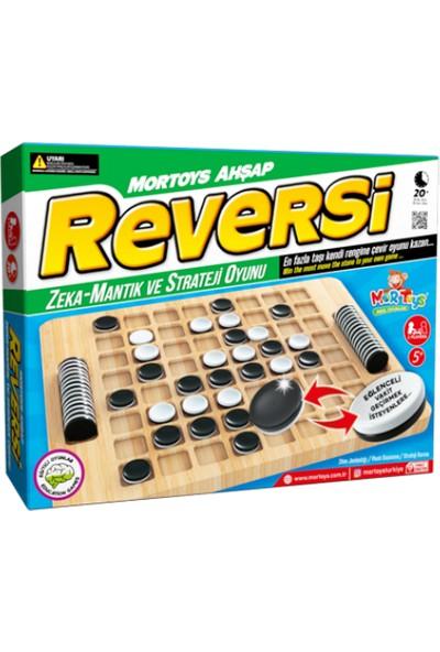 Mor Toys Reversi ( Ahşap ) Mortoys