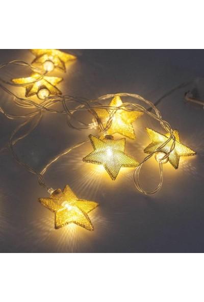 Euro Flora Işıklı Yıldız Aydınlatma