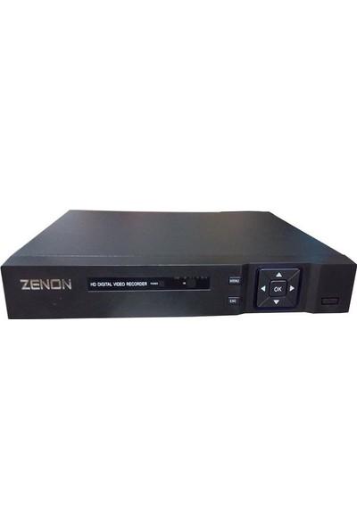 Zenon Güvenlik Kamera Seti 4 Kameralı