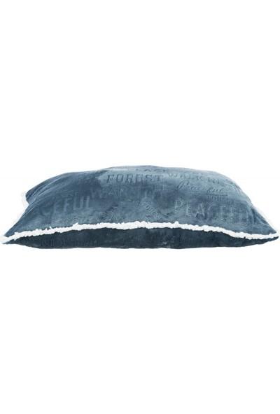 Dubex Trixie Köpek Yatağı, 80X60cm, Mavi
