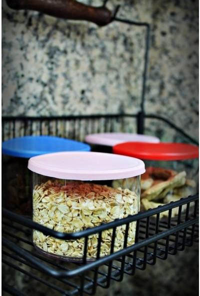 Supply Home 4 Adet Kahvaltılık Pratik Şeffaf Saklama Kabı