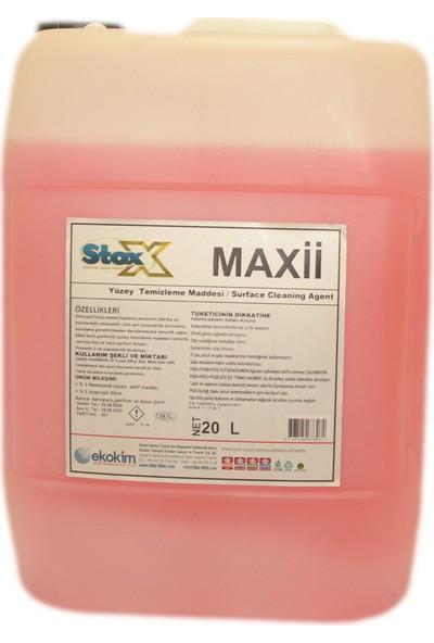 Stox Maxıı Yuzey Temızleme 20 Lt