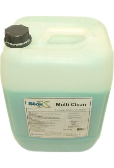 Stox Multıclean Cok Amaclı Genel Temızlık Maddesı 20KG