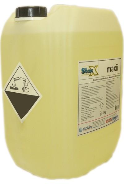 Stox Maxıı Endustrıyel Bulasık Makınesı Deterjanı (23KG)