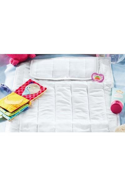 Caretex Abso Yumuşak Dolgulu,antialerjik,yıkanabilir,sıvı Geçirmez Bebek Alt Açma Örtüsü 045X070