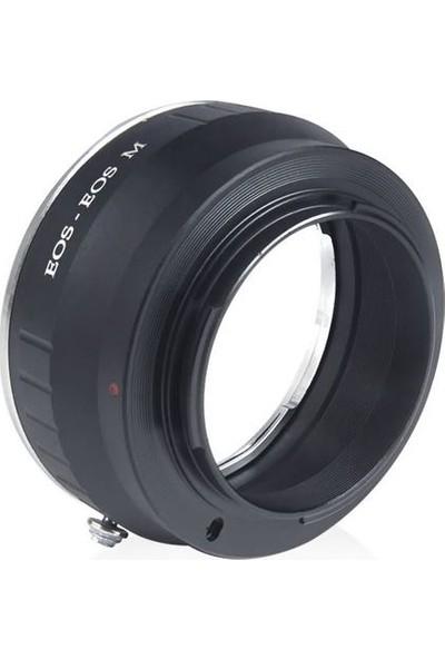 Ayex Canon Eos M Için Canon Eos Ef, Ef-S Lens Kullanım Adaptörü
