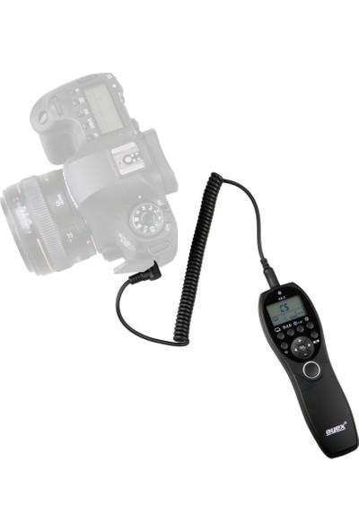Ayex Ax-3 RR100/R2 Fujifilm Uyumlu Zaman Ayarlı Kumanda