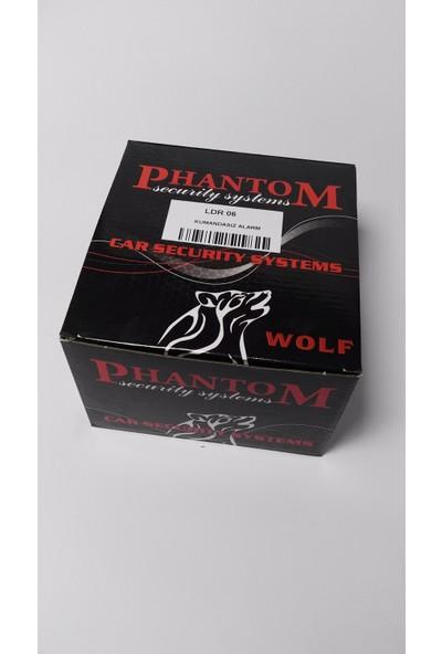 Phantom Ldr 06 Oto Kumandasız Alarm 12 V