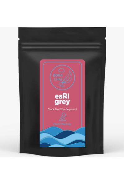 Bora Chai Earl Grey Siyah Çay 12'li Piramit Poşet