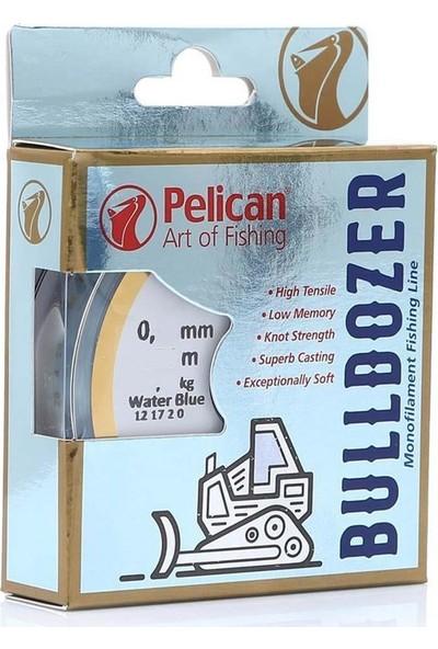 Pelican Bulldozer Water Blue Monoflament Olta Misinası 175MT