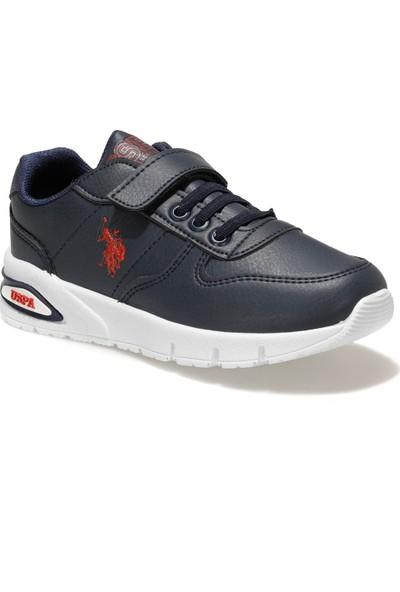 Polly Lacivert Erkek Çocuk Sneaker Ayakkabı
