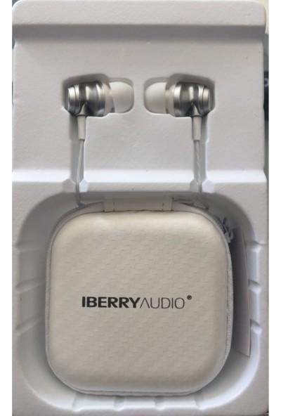 Iberry Beyond Cool Yüksek Bass Kulakiçi Kulaklık Beyaz