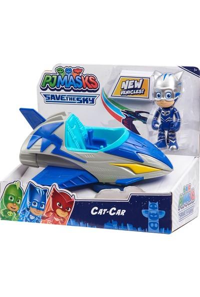 Pj Masks Pijamaskeliler Save The Sky Araçlar PJMC1000 - Cat-Car