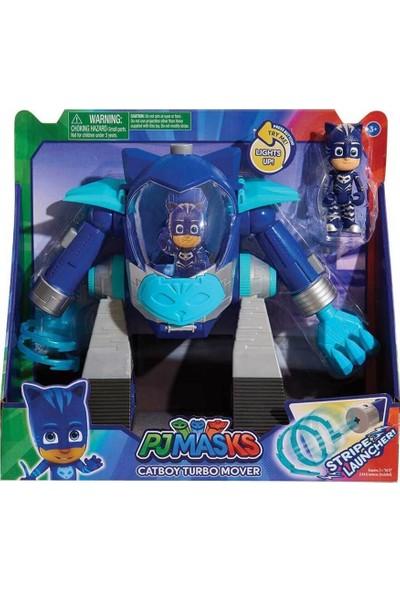 Pj Masks Pijamaskeliler Turbo Mover Araçlar PJMA2000 – Catboy