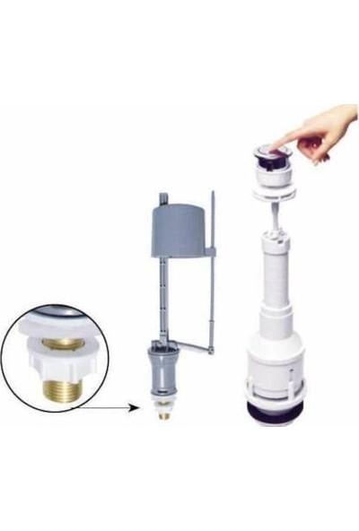 Vk&Vk Klozet Sifon Basmalı Rezervuar Iç Takım Su Tasarruflu Kolay Kullanım Klozet Iç Takım