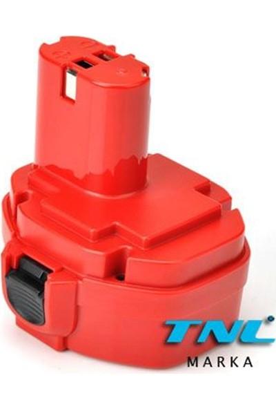 Tnl Marka Makita 14.4V 2400MAH Şarjlı Matkap Uyumlu Ni-Cd Batarya Şarj Cihazı