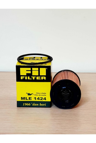 Fil Filter Yağ Filtresi Fıat 1,3 Multijet Fil Filtre Mle 1424