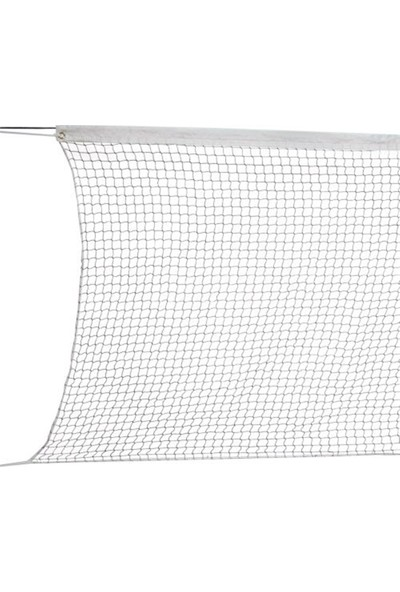 Güçlü File - Badminton Filesi Ağı - 1mm - 6.10MT