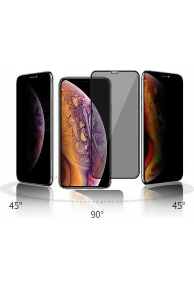 Iphone Xr / 11 Gizli Hayalet Kırılmaz Cam 9h Privacy Ekran Koruyucu