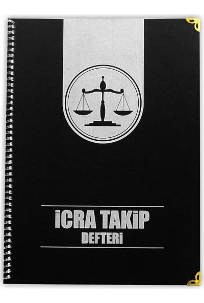 Kaya A4 Icra Dava Avukat Dosyaları Mahkeme Takip Defteri
