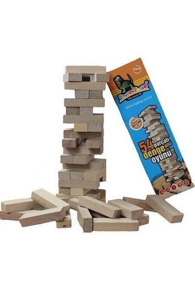 Roy'z Toy'z 54 Parçalı Denge (Jenga) Oyunu
