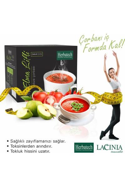 Herbatech Elma Lifli Çabuk Çorba 20'li Paket