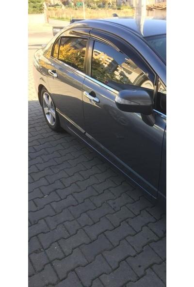Ayt Premium Acs Honda Civic 2006-2011 Cam Çıtası
