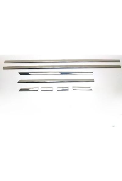 Ayt Premium Acs Passat B8 Kapı Alt Çıtası (R Line Görünümlü)