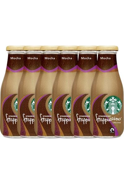 Starbucks Mocha 250 ml x 6