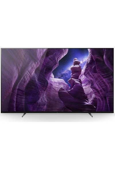 """Sony KD-55A8 55"""" 139 Ekran Uydu Alıcılı 4K Smart OLED Tv"""