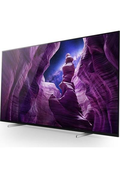 """Sony KD-65A8 65"""" 165 Ekran Uydu Alıcılı 4K Smart OLED Tv"""