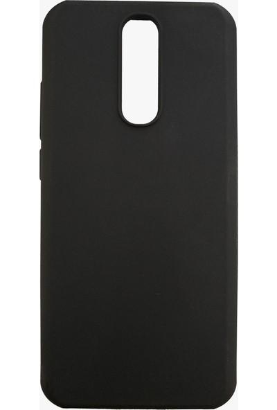 Elite Xiaomi Redmi 8 Kılıf Esnek Silikon Kılıf Siyah