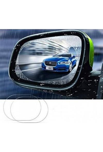 Araba Dış Yan Ayna Yağmur Kaydırıcı Buğu Film 2 Adet