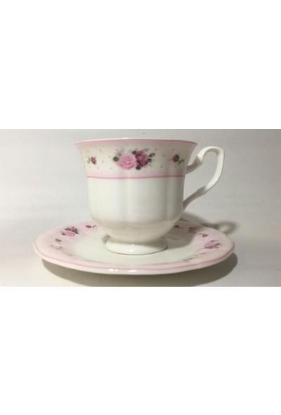 Aryıldız Prestige Porselen 6+6 Çay Set 70046