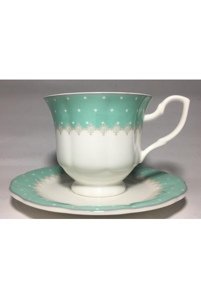 Aryıldız Prestige Porselen 6+6 Çay Set 70052