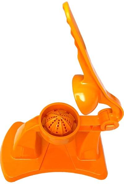 Life Çarşı Ev Tipi Portakal Sıkacağı Kollu Narenciye Meyve Pres Makina