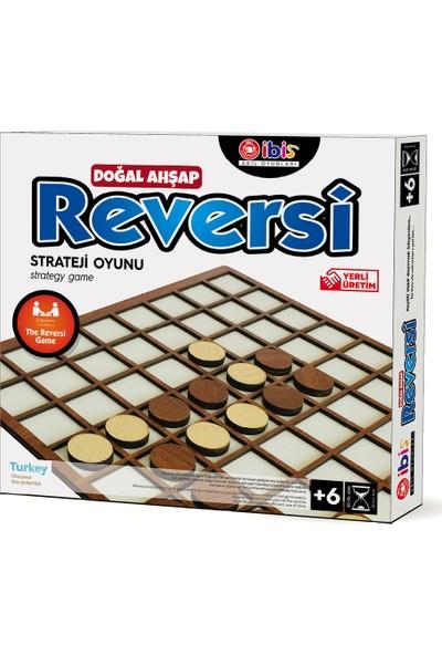 Redro Home Reversi Ahşap Strateji Oyunu