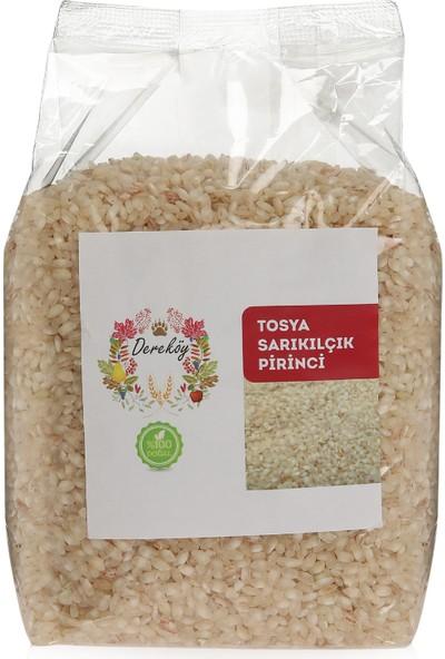 Dereköy Yöresel Ürünler Tosya Sarıkılçık Pirinci 3kg