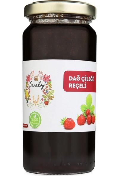 Dereköy Yöresel Ürünler Dağ Çileği Reçeli 300 gr