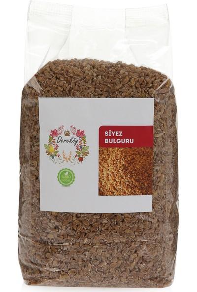 Dereköy Yöresel Ürünler Siyez Bulguru 4kg