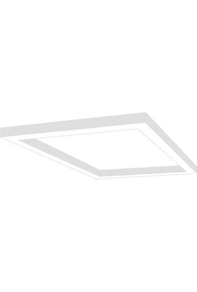 DLC Profil Sarkıt Kare Beyaz 3000K