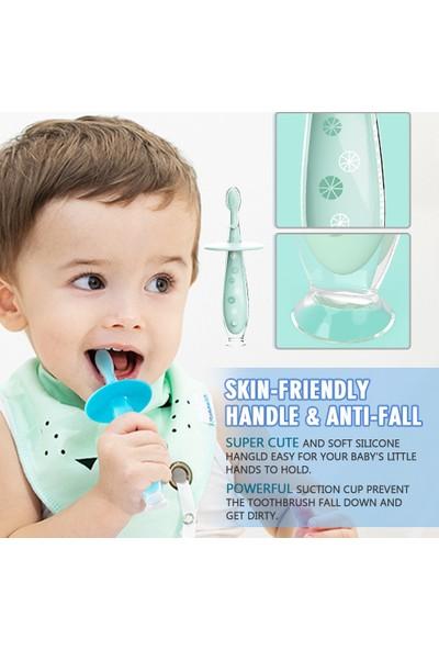 Eccomum Silikon Bebek Diş Fırçası