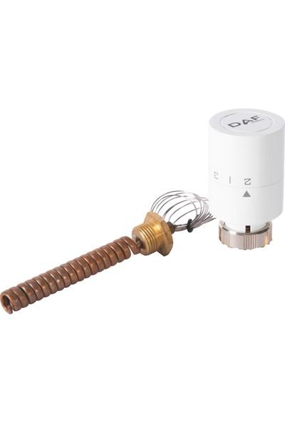 Daf Enerji Isı Istasyonu Termostatik Kontrol Vanası
