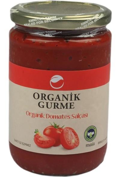 Organik gurme Domates Salçası 650 gr