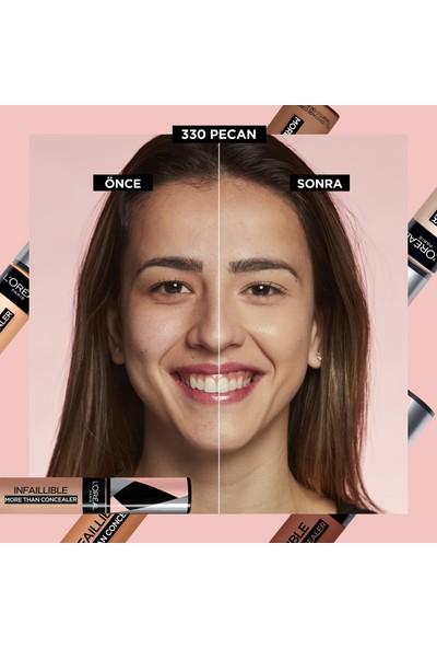 L'Oréal Paris Infaillible Tüm Yüze Uygulanabilir Kapatıcı 330 Pecan