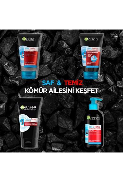 Garnier Saf & Temiz Siyah Nokta Karşıtı Kömürlü Temizleme Jeli 200 ml