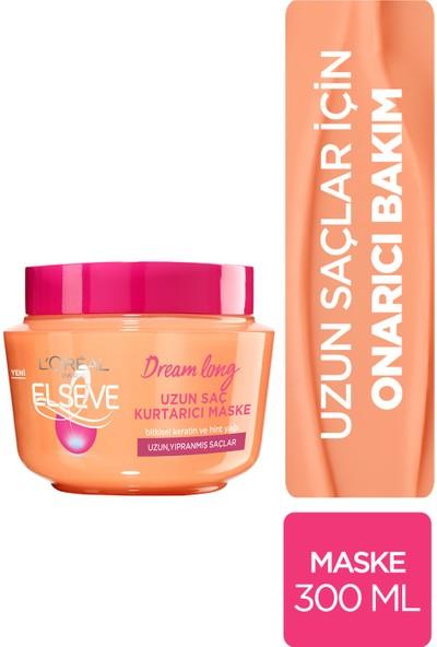 L'Oréal Paris Elseve Dream Long Uzun Saç Kurtarıcı Maske 300ml
