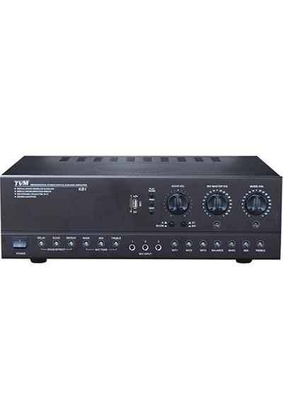 Tvm Kb-1 Stereo Anfi, 2X75 Watt Max 2X125 Watt