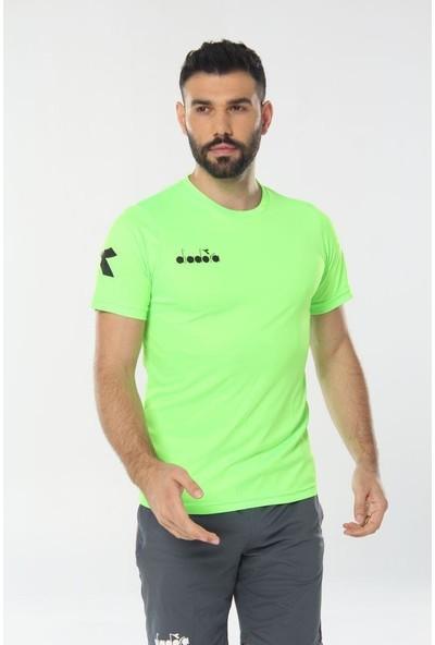 Diadora Nacce Antrenman T-Shirt Fıstık Yeşili